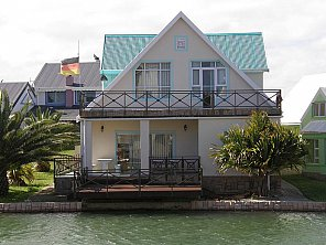 Ferienhaus Eastern Cape - Jeffreys Bay Foto
